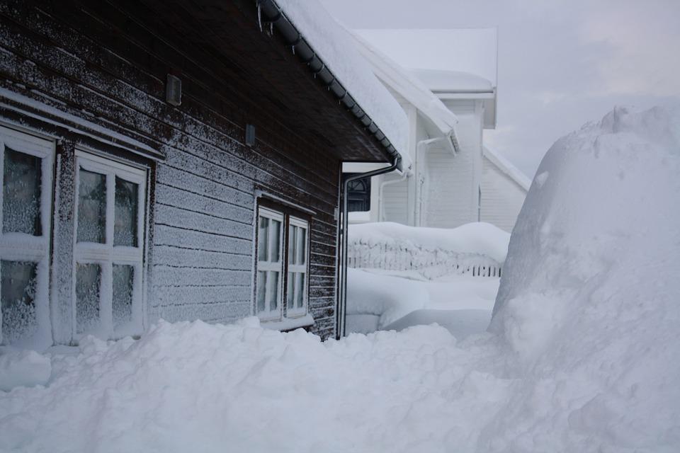 Casa helada