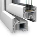 Garantía en perfilería de PVC Blanca